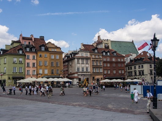 WARSAW - AUGUST 2015